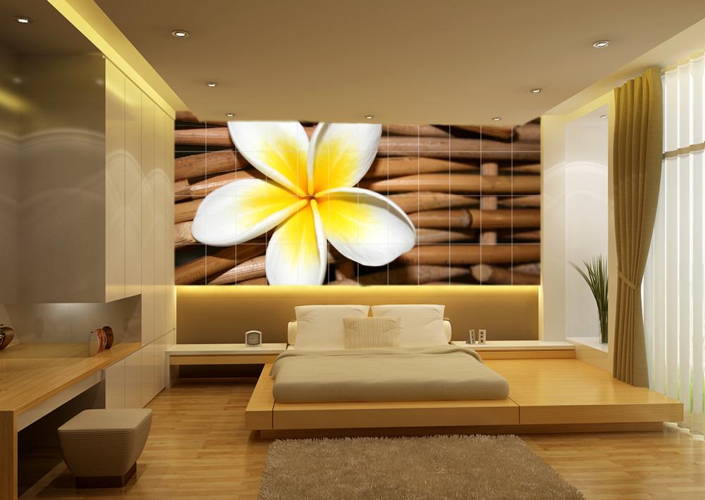 Kết quả hình ảnh cho tranh gạch men trang trí phòng ngủ